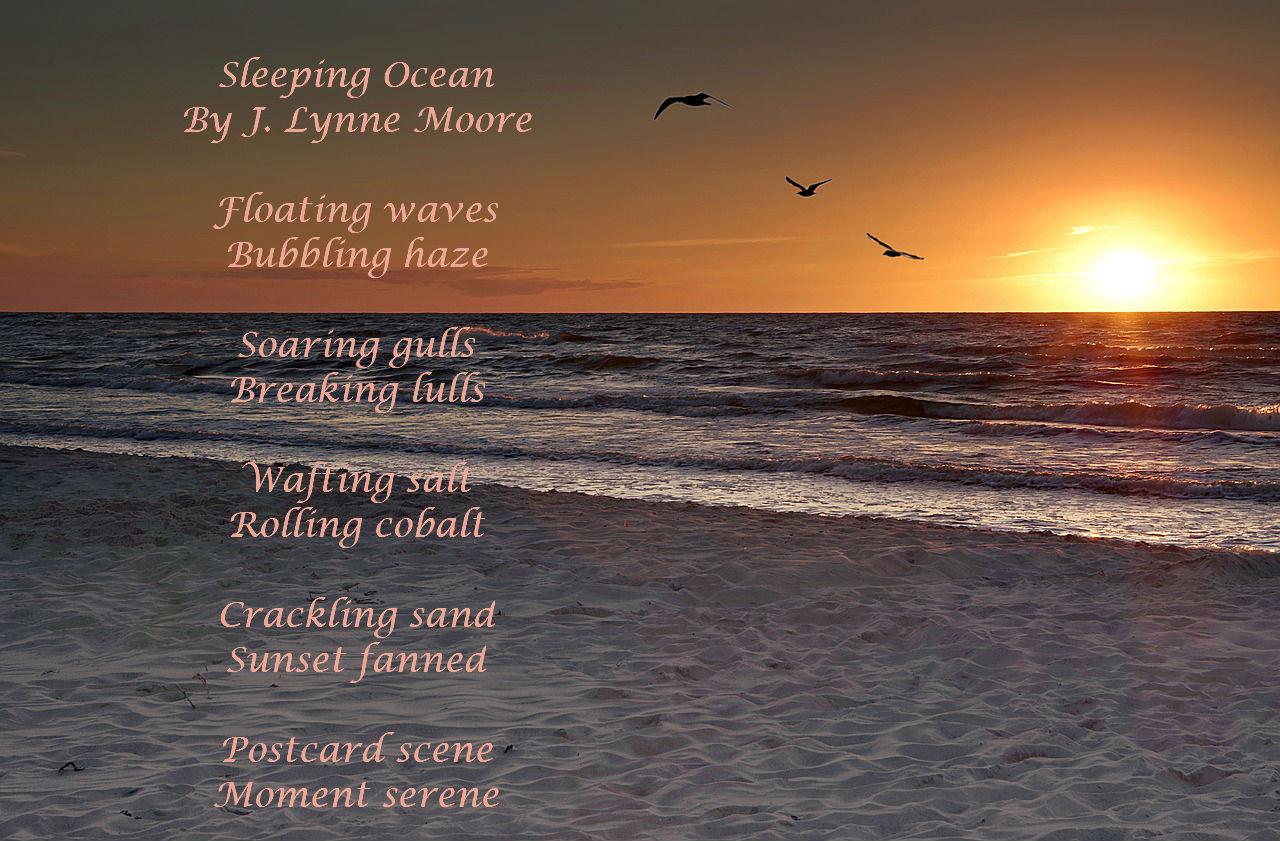 Sleeping Ocean Pic